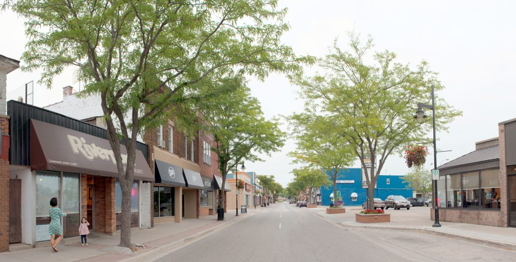 Downtown Wallaceburg Image