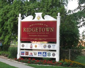 welcome-to-ridgetown-sign