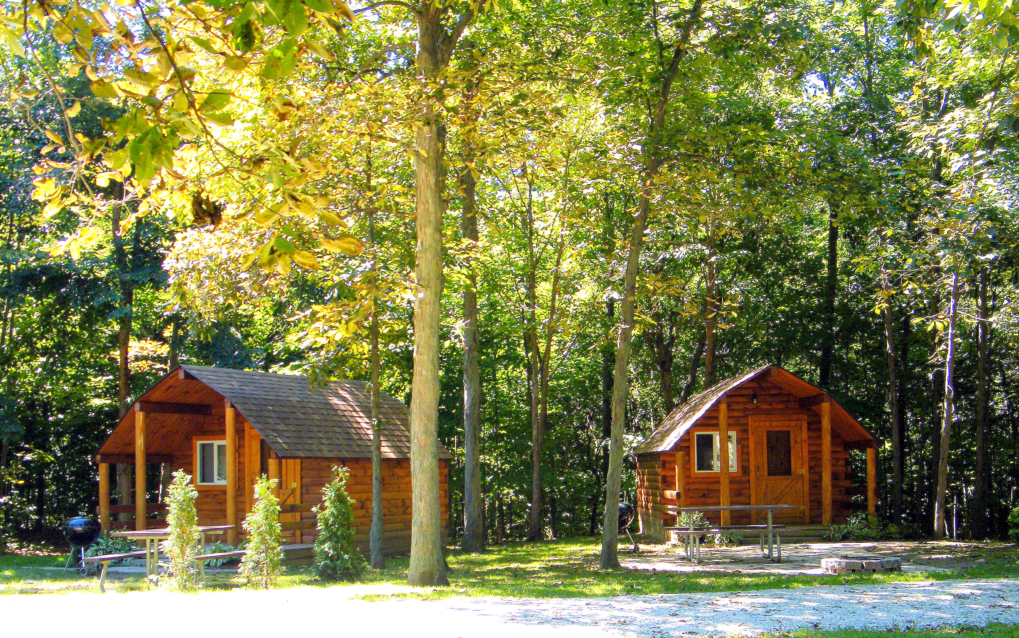 Campers-Cove-Campground-Rental-Cabins