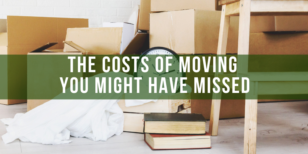 The Costs of Moving You Might Have Missed