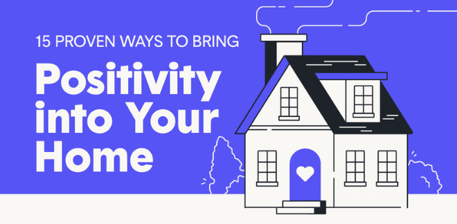 Positivity in your home