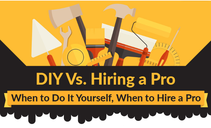 DIY vs Hiring A Pro